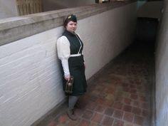 The Russian steampunk soldier again :)