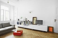Wall storage systems | Storage-Shelving | Alea Living. Check it out on Architonic
