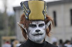 Lucca Cosplay by luccacomicsandgames, via Flickr