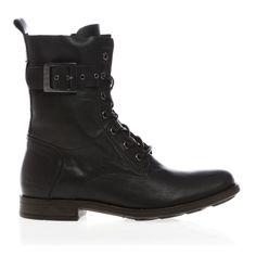 Udita - Boots - en cuir noir - Palladium - Ref: 1377724 | Brandalley