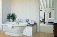 Caribbean Interior Design Luxury Caribbean Rentals Bathroom Parrot