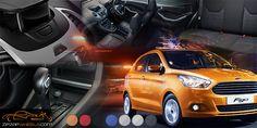 Upcoming Ford - All New Figo