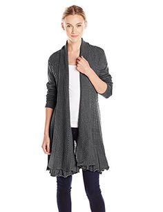 Colour Works Women's Long Sleeve Sweater Coat with Back Pleats and Sequins, Charcoal, Large Colour Works http://www.amazon.com/dp/B00LI5VT3S/ref=cm_sw_r_pi_dp_uXEOub151838T