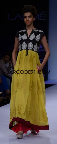 http://www.barcode91.com/ Priyadarshani Rao 'Caravan Serai Collection at Lakme Fashion Week Winter /Festival 2013