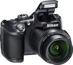 Nikon - COOLPIX B500 16.0-Megapixel Digital Camera - Black - AlternateView12…