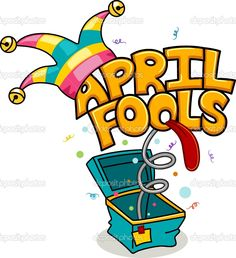 april fools day clip art april fools day with a great sale no rh pinterest com april fool's day clipart april fool's day clipart free