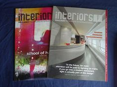 Livros&BD4sale: 4 Sale - Interiors - Railway Interiors Internation...
