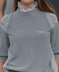 decorialab:  (via Fabric and Knit Mixed S/S 2014 Trend Report | DecorialabDecorialab)