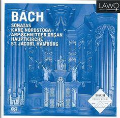 Den Klassiske cd-bloggen: Nok en mesterlig Bach-cd