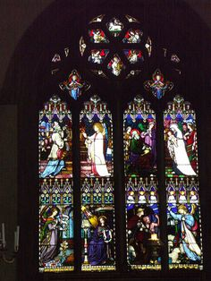 Mary Magdalen s Church Oxford St. Mary Magdalen' s Church Oxford The post St. Mary Magdalen s Church Oxford appeared first on Architektur. Stained Glass Church, Stained Glass Paint, Stained Glass Windows, Leaded Glass, Mosaic Glass, Glass Art, Church Windows, Mary Magdalene, Church Architecture