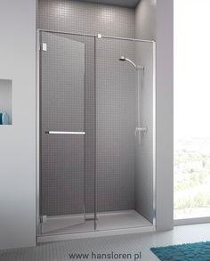 Carena DWJ Radaway drzwi wnękowe 993-1005x1950 chrom szkło przejrzyste lewe - 34322-01-01NL
