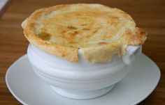 chicken pot pie. the lady of british meat pies