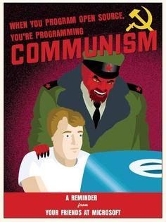 microsoft propaganda