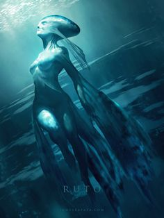 Ocarina of Time | Princess Ruto by James Zapata