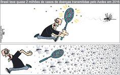 Charge do Lute sobre a lista da Odebrecht (03/02/2017) #Charge #Dum #FebreAmarela #SextaFeira13 #Jason #Mosquito #Dengue #Zika #AedesAegypti #Chikungunya #Saúde #HojeEmDia