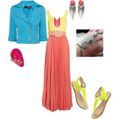 """""""Colors"""" by daylelynnhewitt on Polyvore"""