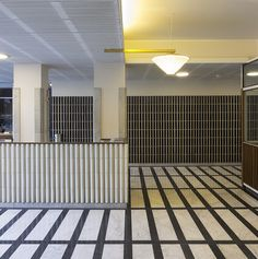 alvar aalto / national pensions building, helsinki