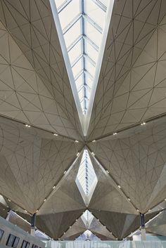 Galeria de Aeroporto Internacional de Pulkovo / Grimshaw Architects + Ramboll + Pascall+Watson - 13