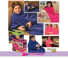 Cuddle Blanket Kids Kollu Battaniye Çocuk  Bir çok ortamda kullanabileceğiniz giyilebilir Giyilebilir kollu battaniye aracınızda, çantanızda, evinizde ve istediğiniz her yerde bulundurabilirsiniz.