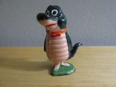 Marx TV Tinykins Alfy Gator - Tom & Jerry / Huckleberry Hanna Barbera Figure  | eBay