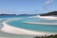 Visit world-famous Whitehaven Beach when you charter a bareboat with Whitsunday Escape  http://www.whitsundayescape.com