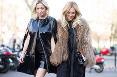 Street Style: Paris Fashion Week Fall 2015