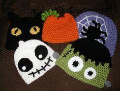 Halloween hats.