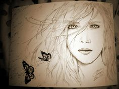 draw by Maria Esteban #comic #art #artistic #character #ink #design #photography #pic #draw #tattoo #drawing #illustration #decoration #portrait