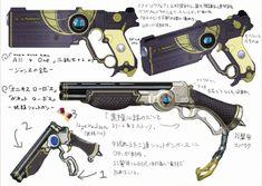 Weapons - Bayonetta Wiki - Wikia
