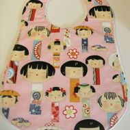 Toddler Bib by Sew Scrumptious