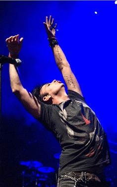 Calling America, Gary Numan, Sound & Vision, 7 Year Olds, Old Boys, The Man, Beautiful People, Singer, Dance