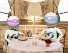 N'oubliez pas la Saint-Valentin ! Super Yonis vous le rappelle en vous conseillant de vous rendre sur le site Yonis-Shop.com Vous ferez des heureux !