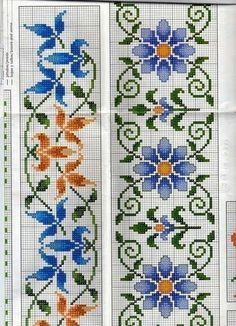 Thrilling Designing Your Own Cross Stitch Embroidery Patterns Ideas. Exhilarating Designing Your Own Cross Stitch Embroidery Patterns Ideas. Cross Stitch Bookmarks, Cross Stitch Borders, Cross Stitch Rose, Cross Stitch Flowers, Cross Stitch Designs, Cross Stitching, Cross Stitch Embroidery, Cross Stitch Patterns, Paper Embroidery