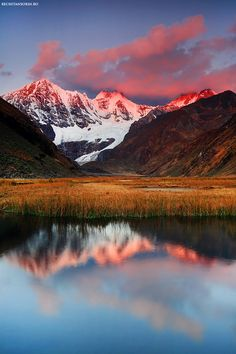 Cordiliera Huayhuash, Peru, South America by Sorin Rechitan on 500px
