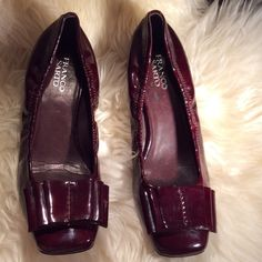 Franco Sarto flats. Brand new. Brand new Franco Sarto flats. About 1.5 inch heels. Franco Sarto Shoes Flats & Loafers
