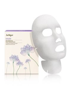 Purely White Skin Brightening Facial Treatment Mask
