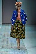 Stella Jean - Spring Summer 2014 Ready-To-Wear - Shows - Vogue. Stella Jean, Moda Tribal, Tribal Mode, African Print Fashion, Tribal Fashion, Ankara Fashion, African Prints, 2014 Trends, Neue Trends