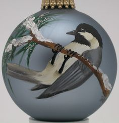 Hand Painted Christmas Ornaments and Christmas Decorations for Gifts ...