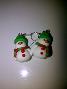fimo clay. I need to make these the are so cute!