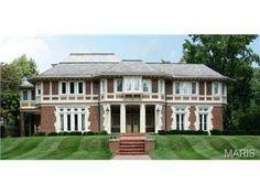 8 best st louis images saint louis mo saints houses for sales rh pinterest com St. Louis MO Houses Largest Home in St. Louis MO