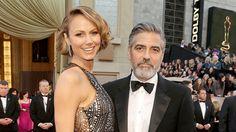Stacy Keibler breaks silence on George Clooney split