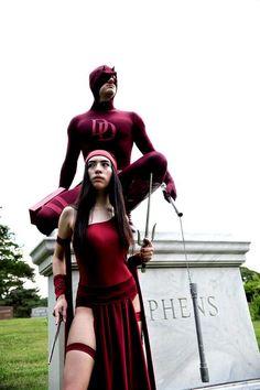 Electra & Daredevil