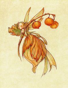 Midsummer Fairies Lantern | Illustration by Casey Robin