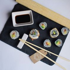 Sushi Maki y California Roll