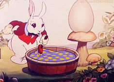 Silly Symphony - Funny Little Bunnies - 1934  http://rebloggy.com/post/vintage-silly-symphony-vintage-disney-technicolor/20717087167#_=_
