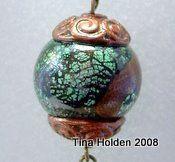 Tina Holden's Tutorial - Polymer Clay Bead Cap
