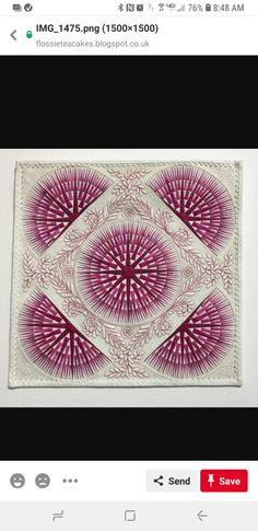 Star Quilts, Mini Quilts, New York Beauty, Mariners Compass, Tapestry, Stars, Inspiration, Color, Scrappy Quilts