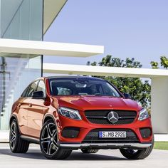As our first AMG sports model, the all-new GLE Coupe announces an attractive…