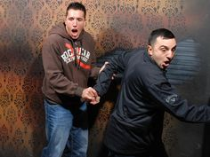 bro's! ...now immortalized as ScareBro's inside Nightmares Fear Factory the world's most frightening experience. www.NightmaresFearFactory.com