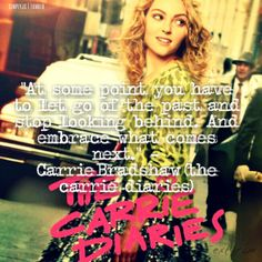 Carrie Bradshaw I'm reading the book right now!